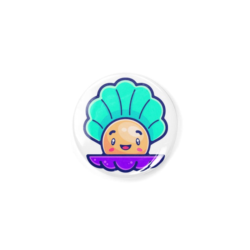 Tropicana Sticker Collection – Shell Accessories Button by Bálooie's Artist Shop