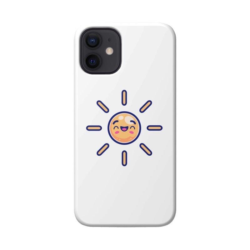 Tropicana Summer Vibes – Sunshine Accessories Phone Case by Bálooie's Artist Shop
