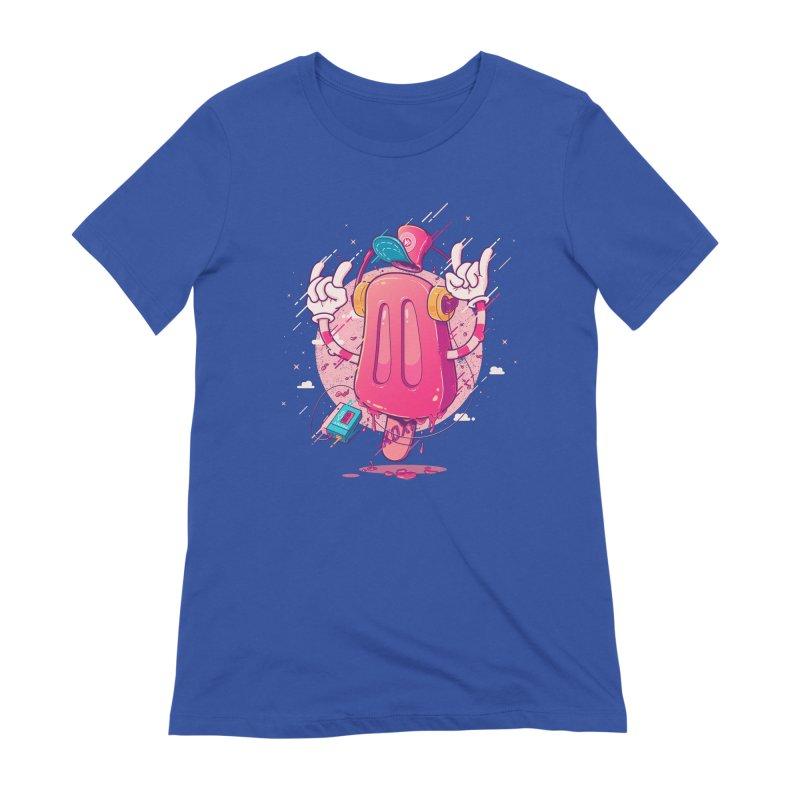 POPsicle Women's T-Shirt by Bálooie's Artist Shop
