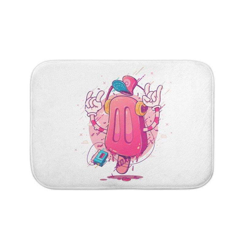 POPsicle Home Bath Mat by Bálooie's Artist Shop