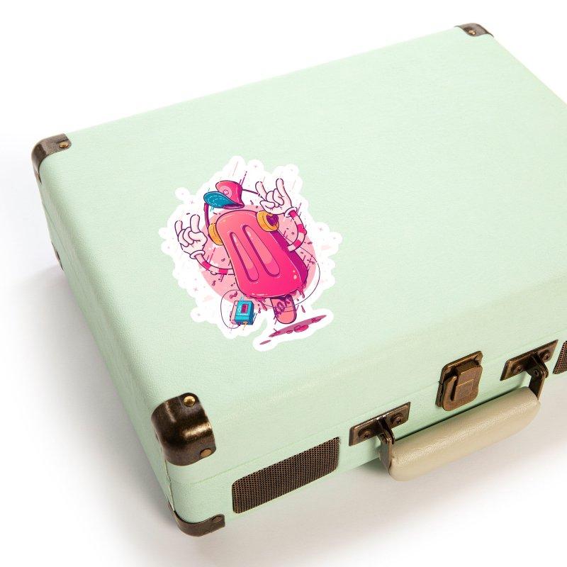 POPsicle Accessories Sticker by Bálooie's Artist Shop