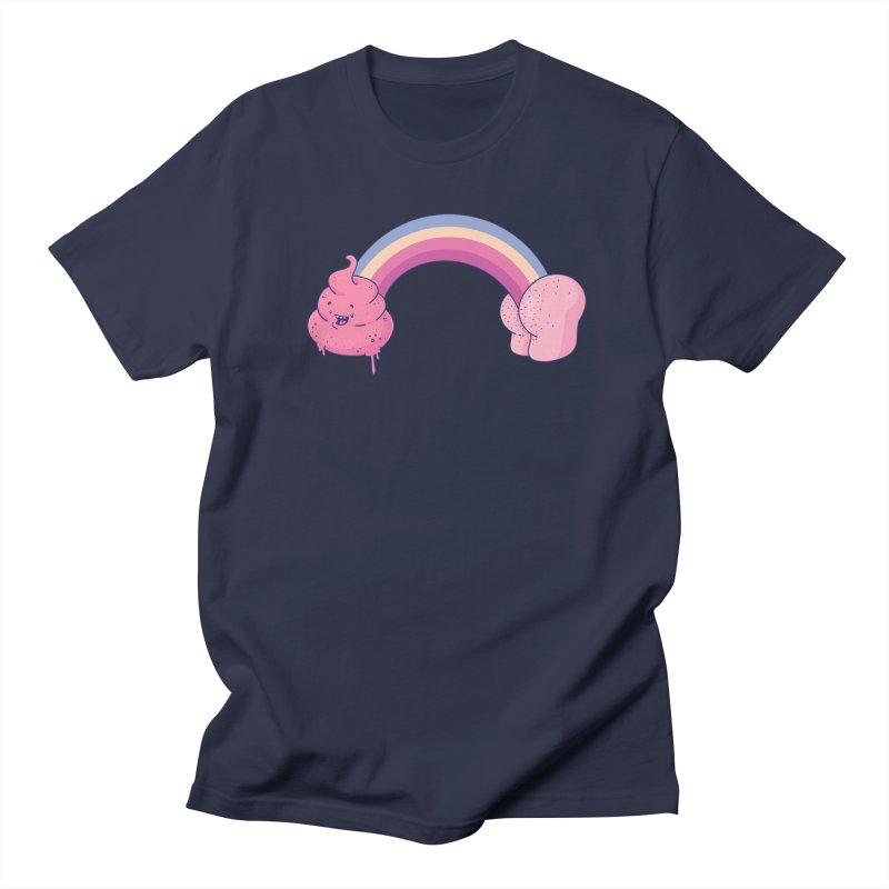 Poopbow Men's T-Shirt by Bálooie's Artist Shop