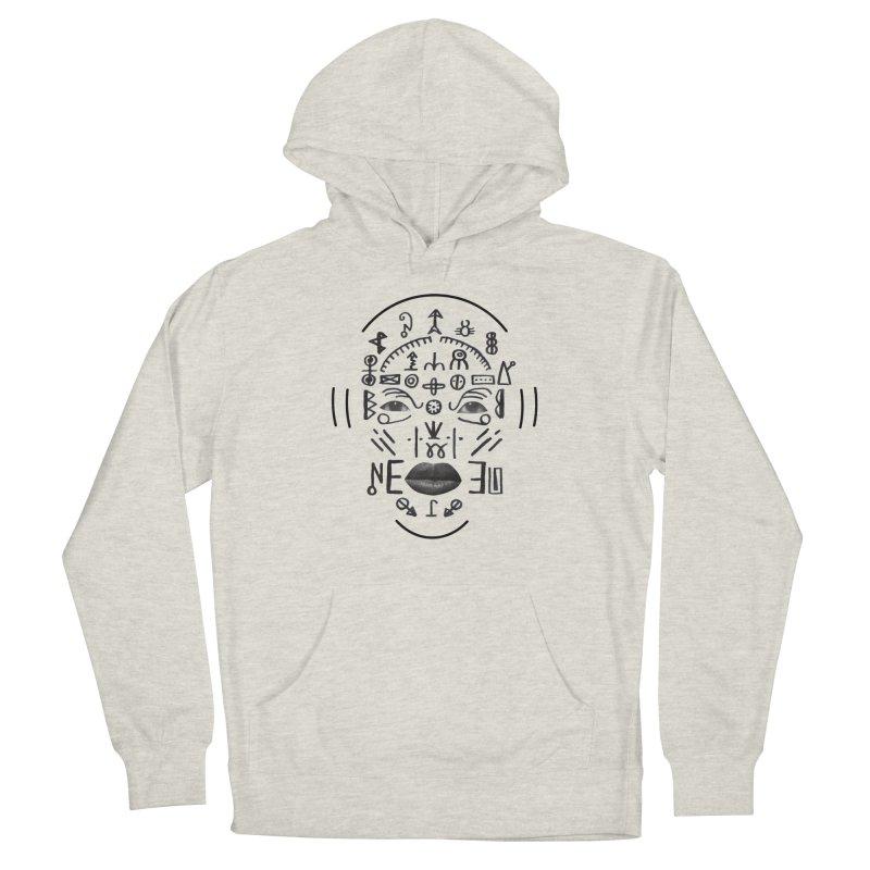 HDDN LNGO Men's Pullover Hoody by Trevor Davis's Artist Shop