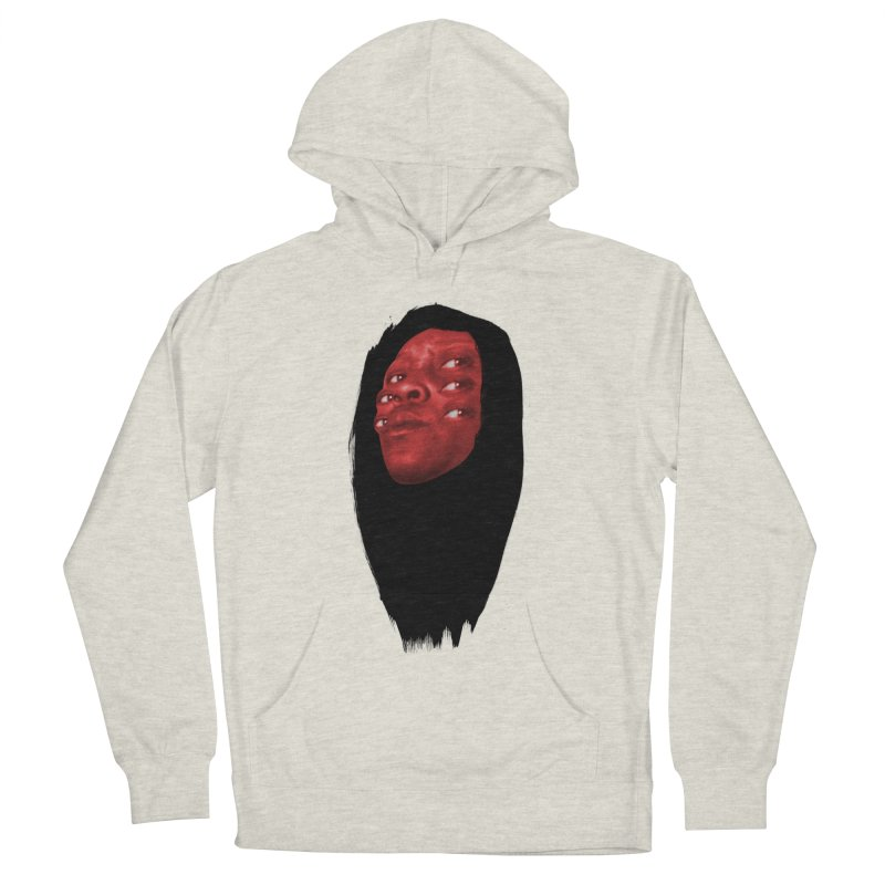 SYDEYE Women's French Terry Pullover Hoody by Trevor Davis's Artist Shop
