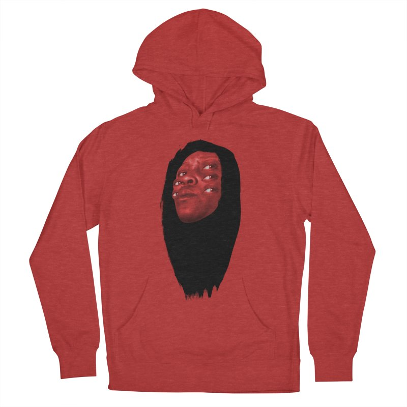 SYDEYE Men's French Terry Pullover Hoody by Trevor Davis's Artist Shop