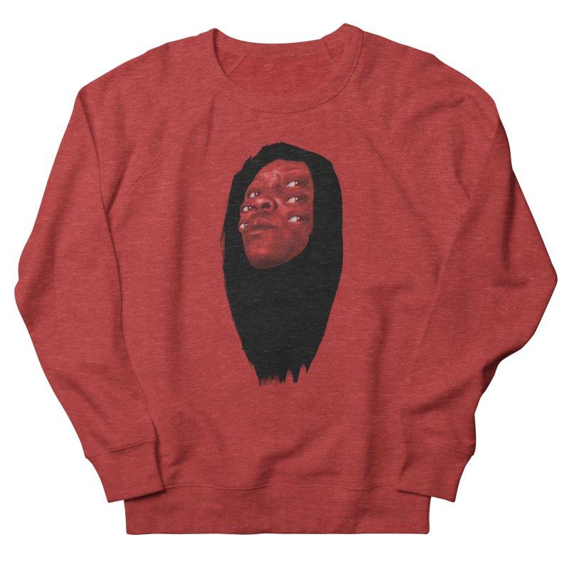 SYDEYE Women's French Terry Sweatshirt by Trevor Davis's Artist Shop