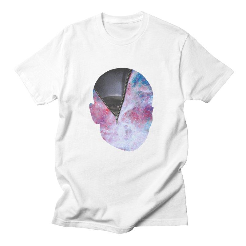 YOUNIVERSE Men's T-Shirt by Trevor Davis's Artist Shop