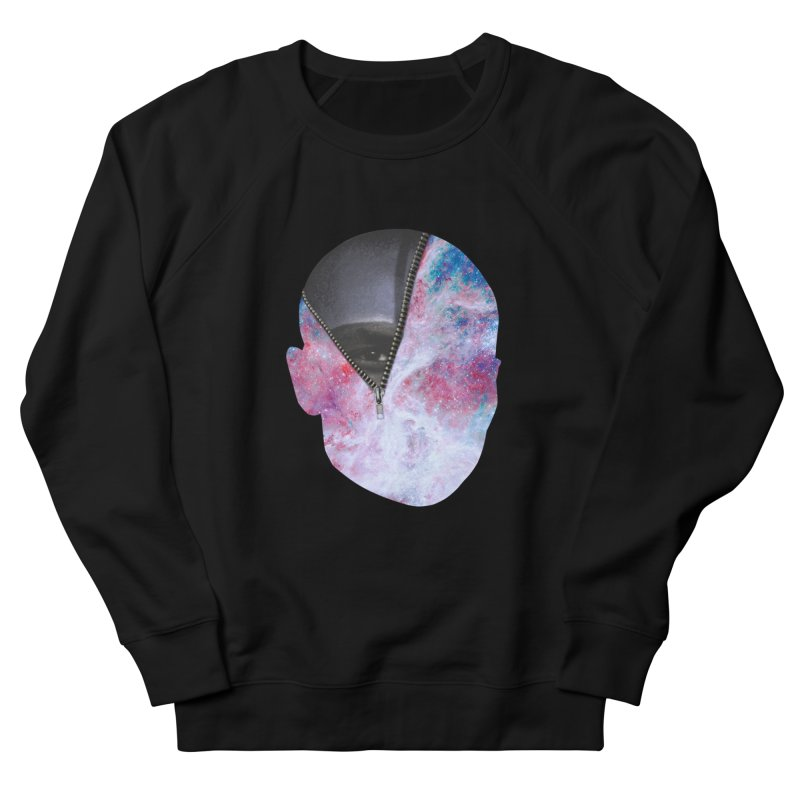 YOUNIVERSE Women's French Terry Sweatshirt by Trevor Davis's Artist Shop
