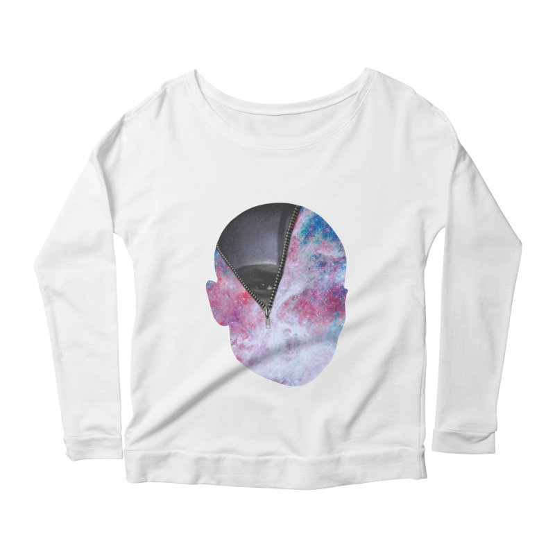 YOUNIVERSE Women's Longsleeve T-Shirt by Trevor Davis's Artist Shop