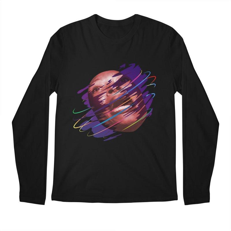 HLLR Men's Regular Longsleeve T-Shirt by Trevor Davis's Artist Shop