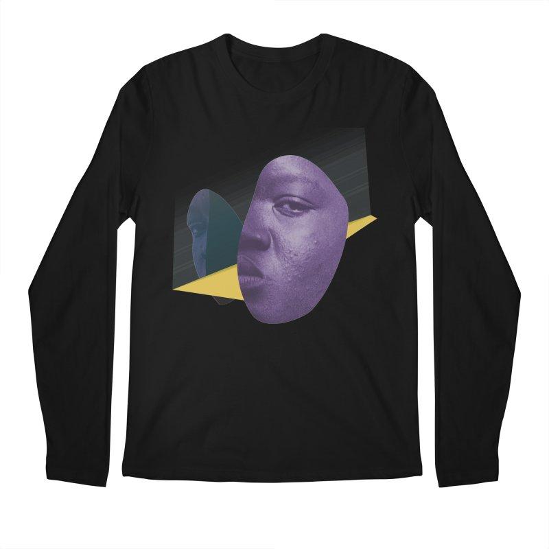 SPLT NRRTV Men's Regular Longsleeve T-Shirt by Trevor Davis's Artist Shop