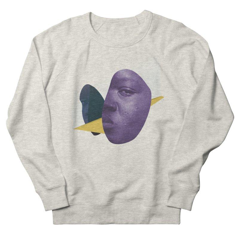 SPLT NRRTV Women's French Terry Sweatshirt by Trevor Davis's Artist Shop