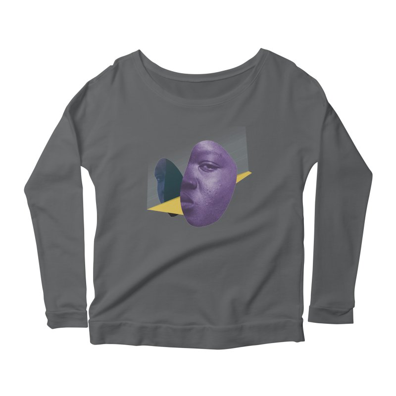 SPLT NRRTV Women's Longsleeve T-Shirt by Trevor Davis's Artist Shop