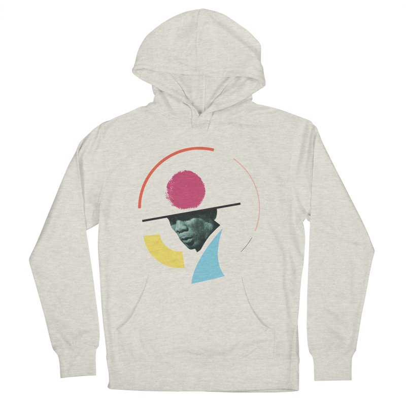 RND & RND Women's French Terry Pullover Hoody by Trevor Davis's Artist Shop