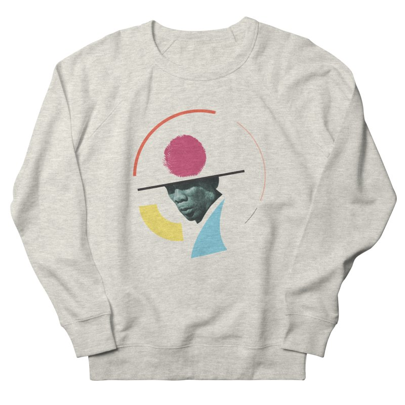 RND & RND Men's French Terry Sweatshirt by Trevor Davis's Artist Shop