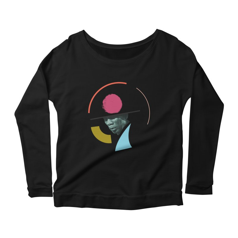 RND & RND Women's Scoop Neck Longsleeve T-Shirt by Trevor Davis's Artist Shop