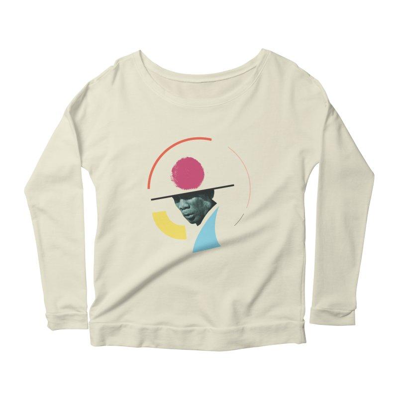 RND & RND Women's Scoop Neck Longsleeve T-Shirt by Trevor Davis's Artist Shop