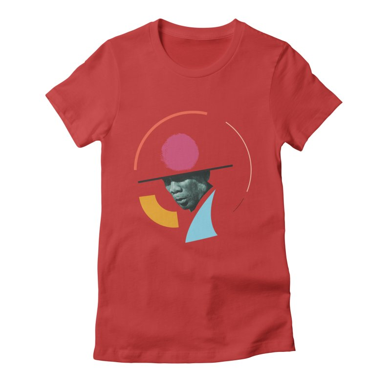 RND & RND Women's Fitted T-Shirt by Trevor Davis's Artist Shop
