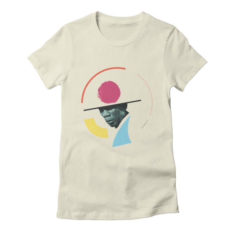 RND & RND Women's Fitted T-Shirt by Trevor Davis's Artist Shop