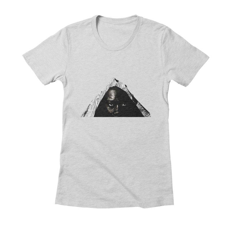 PRSRVTN Women's Fitted T-Shirt by Trevor Davis's Artist Shop