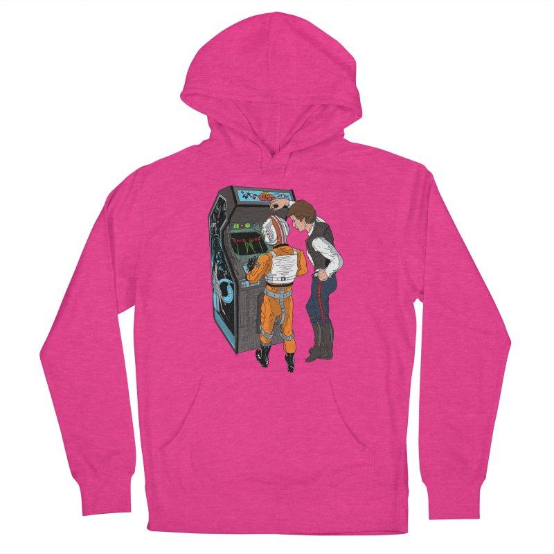 Great Shot, Kid Men's Pullover Hoody by BAM POP's Shirt Shop