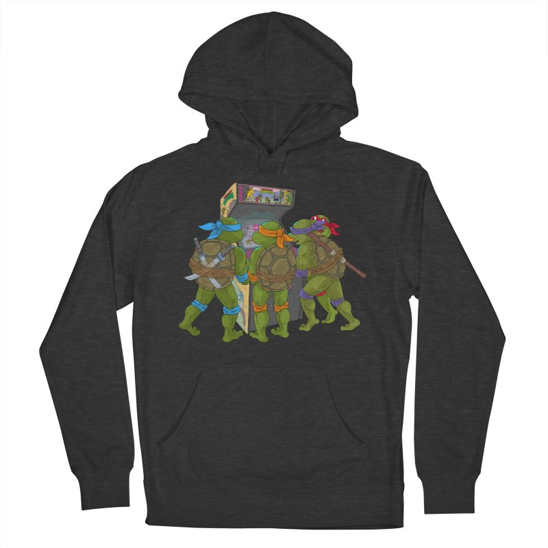 4 Player Game Men's Pullover Hoody by BAM POP's Shirt Shop