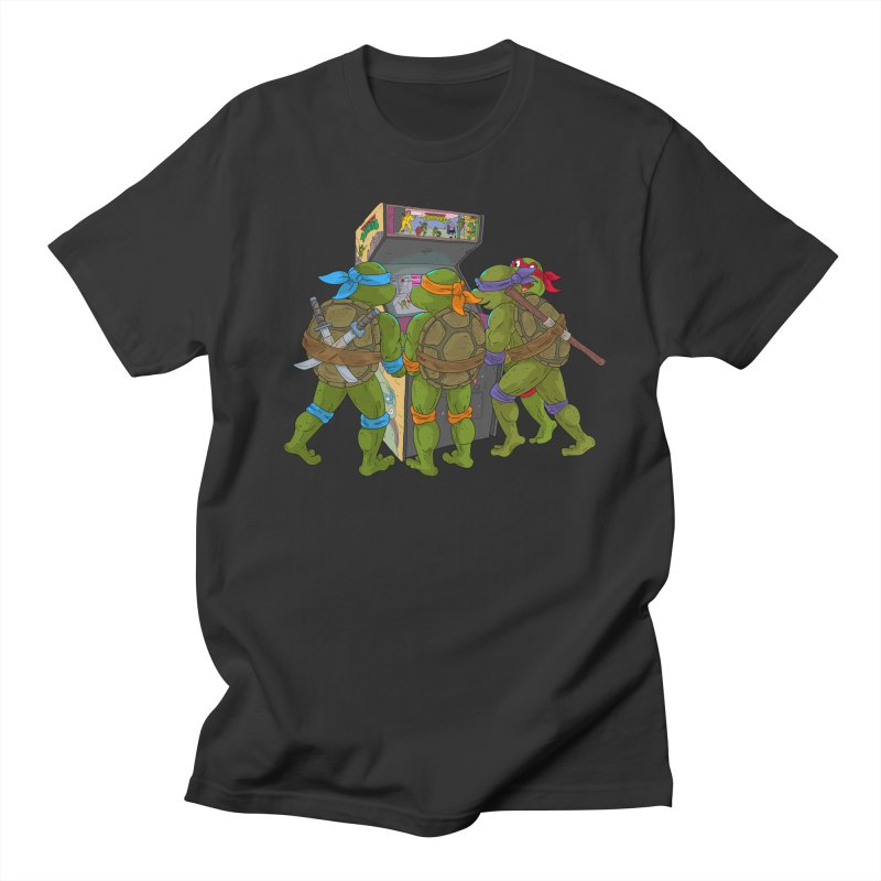 4 Player Game Women's Unisex T-Shirt by BAM POP's Shirt Shop