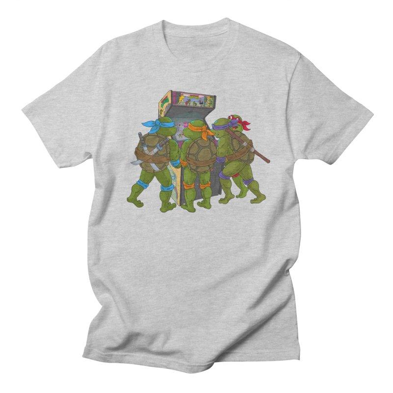 4 Player Game Men's T-Shirt by BAM POP's Shirt Shop