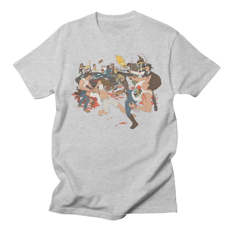 Russellmania Men's T-Shirt by BAM POP's Shirt Shop