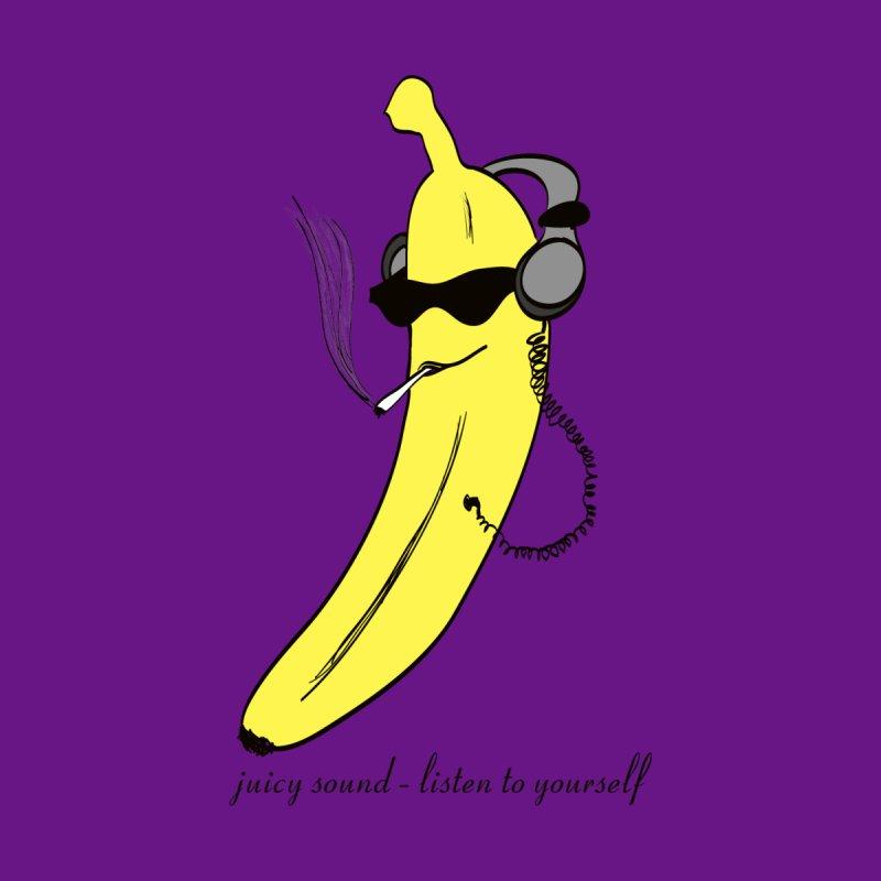 Juicy Sound Men's Tank by bananawear Artist Shop