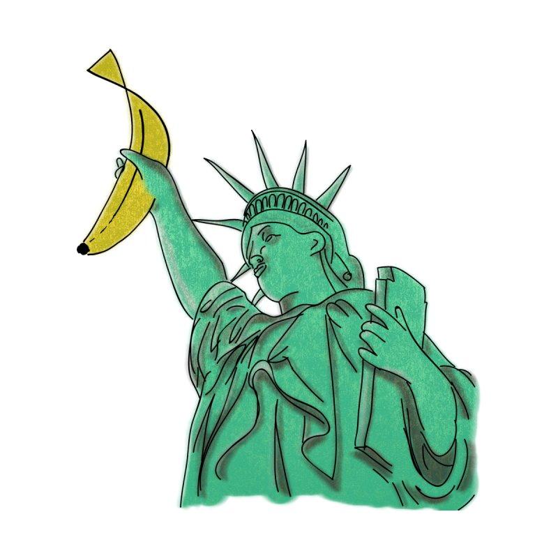 Banana of Liberty Accessories Mug by bananawear Artist Shop