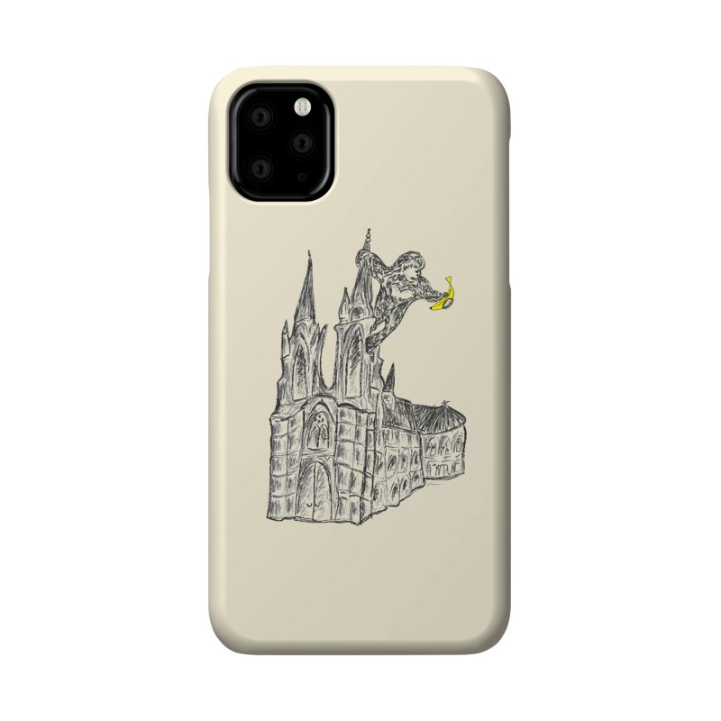 Godly Kong Accessories Phone Case by bananawear Artist Shop