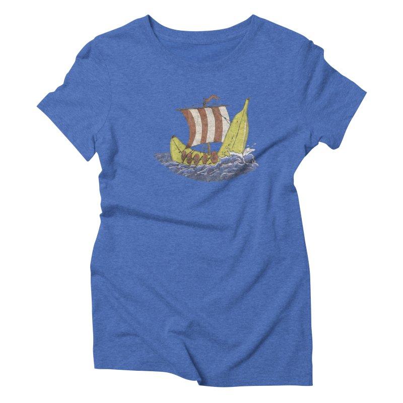 Bananaboat Women's Triblend T-Shirt by bananawear Artist Shop