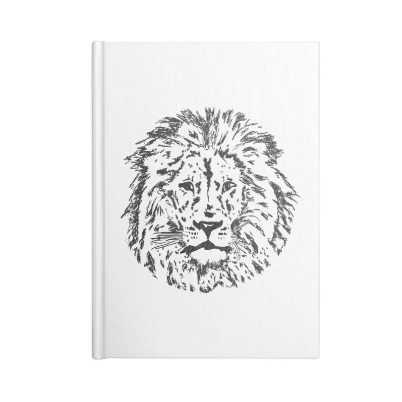 I.L.Z. Accessories Lined Journal Notebook by bananawear Artist Shop