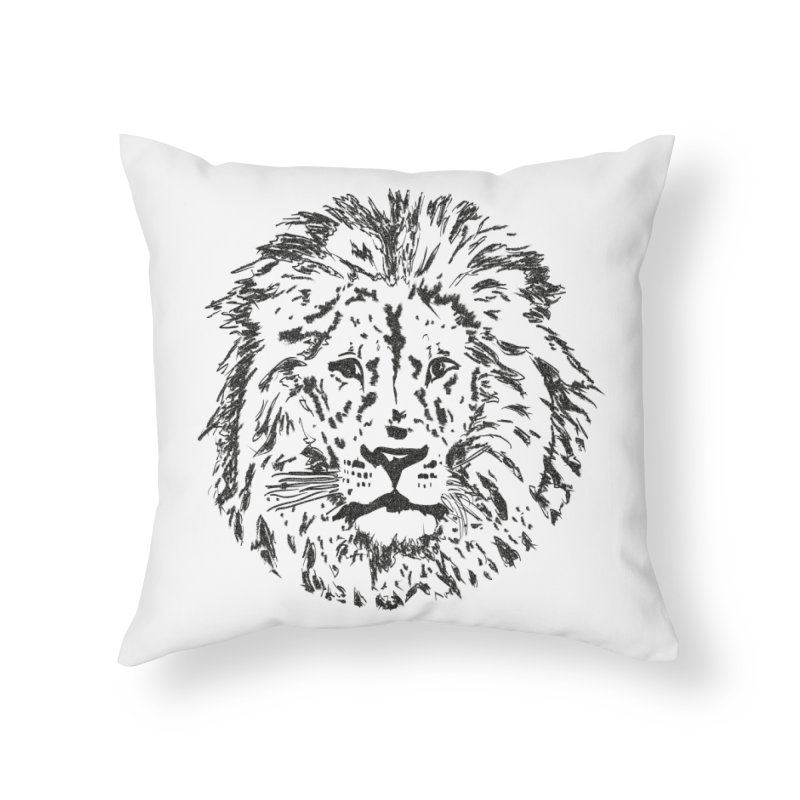 I.L.Z. Home Throw Pillow by bananawear Artist Shop