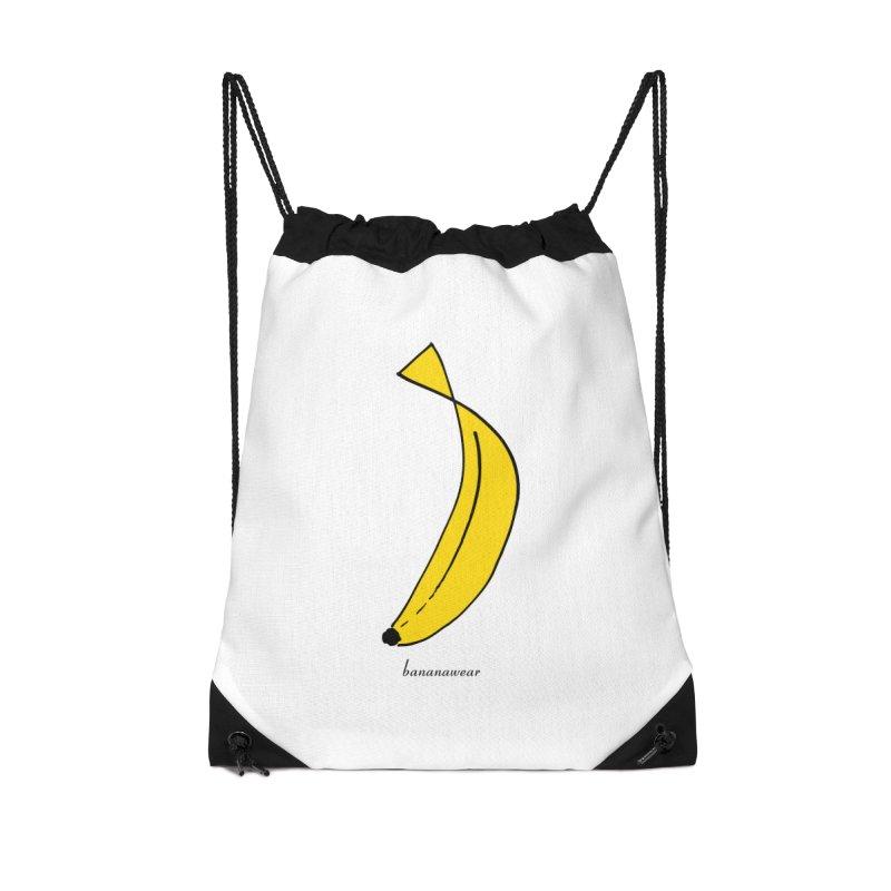 bl Accessories Drawstring Bag Bag by bananawear Artist Shop