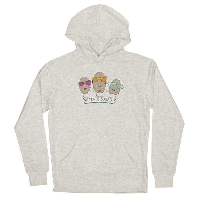 Potato Squad Men's Pullover Hoody by Potato Wisdom's Artist Shop