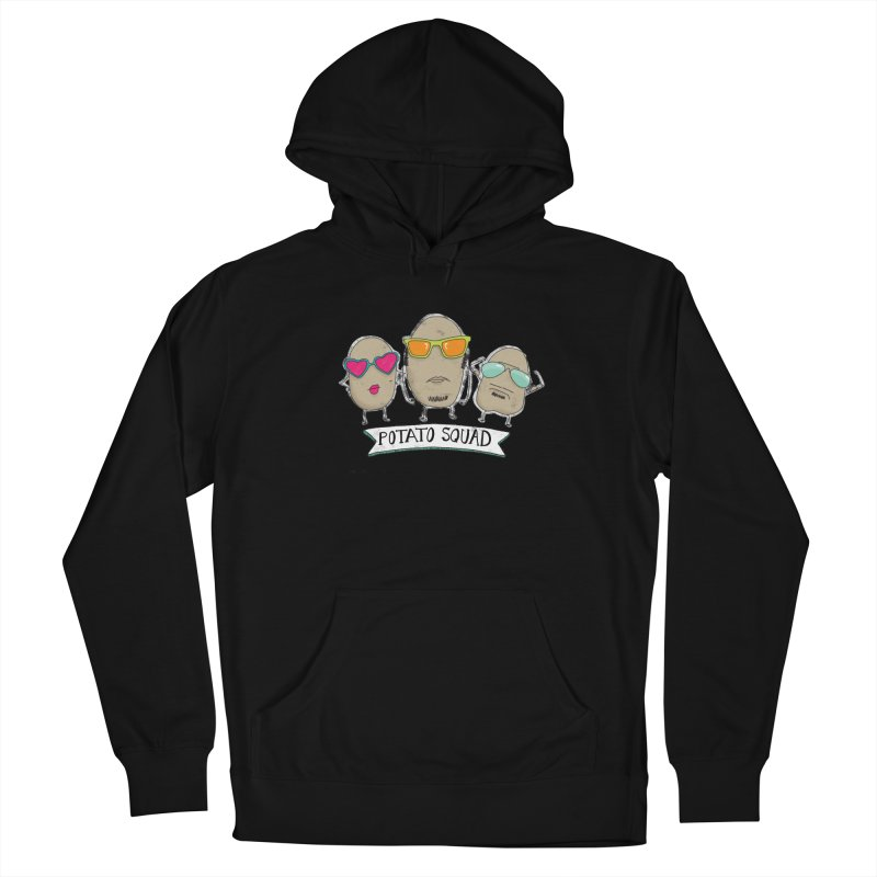 Potato Squad Men's Pullover Hoody by Potato Wisdom's Artist Shop