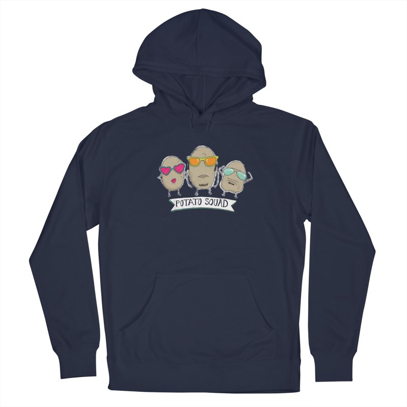 Potato Squad Women's Pullover Hoody by Potato Wisdom's Artist Shop