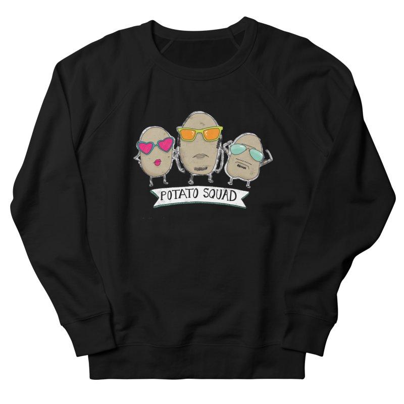 Potato Squad Men's Sweatshirt by Potato Wisdom's Artist Shop