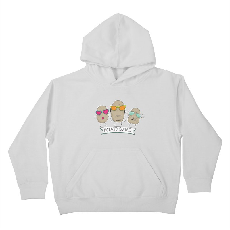 Potato Squad Kids Pullover Hoody by Potato Wisdom's Artist Shop