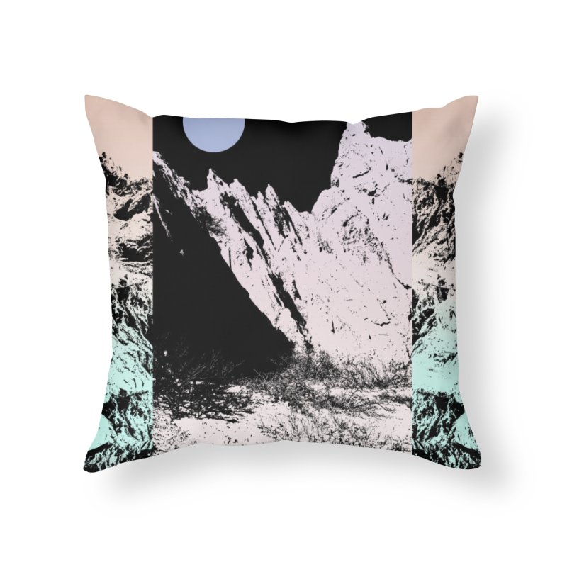 Not every circle is a planet. Home Throw Pillow by BANANODROMO