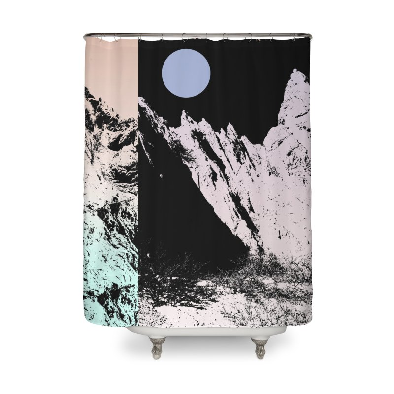 Not every circle is a planet. Home Shower Curtain by BANANODROMO