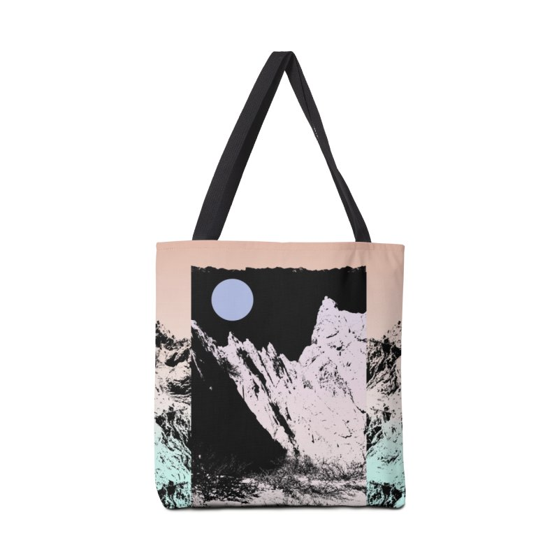 Not every circle is a planet. Accessories Bag by BANANODROMO