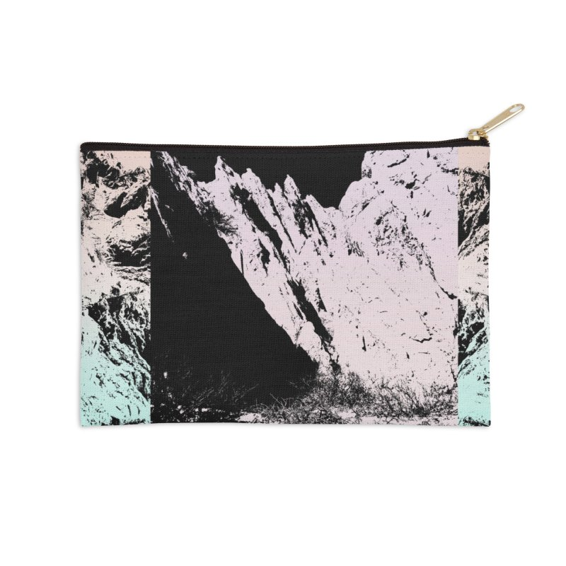 Not every circle is a planet. Accessories Zip Pouch by BANANODROMO