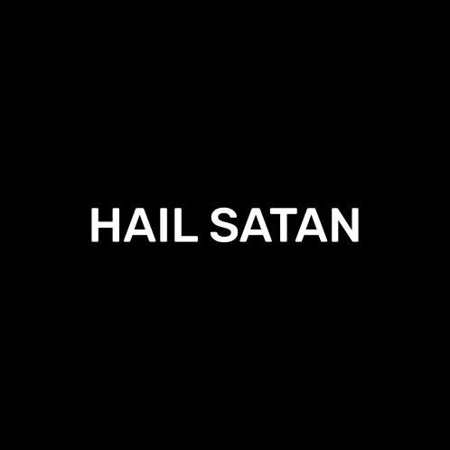 Design for Hail Satan