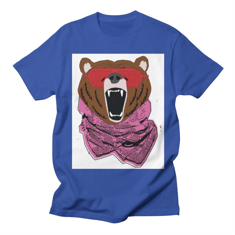 bear with shades   by bansom12's Artist Shop