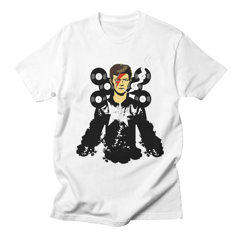 Star Man  Women's Unisex T-Shirt by bansom12's Artist Shop