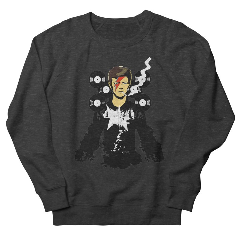 Star Man  Men's Sweatshirt by bansom12's Artist Shop