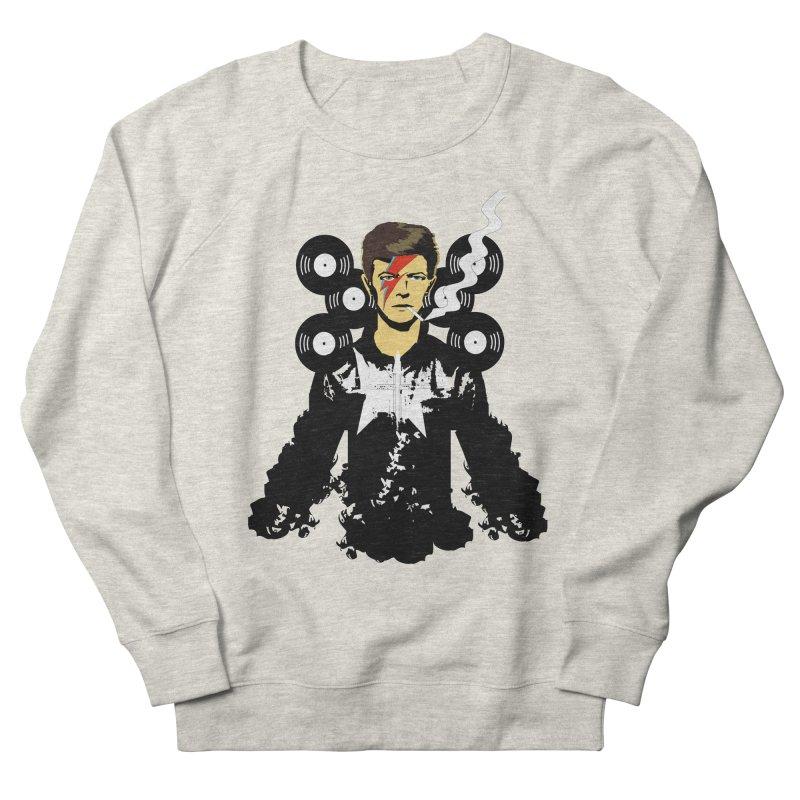 Star Man  Men's Sweatshirt by bansom12's Artist Shop